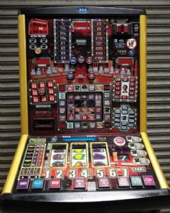 Go All The Way - Deal or no Deal - Latest £100 Jackpot Pub Fruit Machine - Note Acceptor